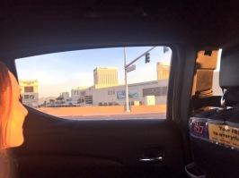 CES 2015 cab ride