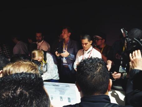 CES 2015 LG Press Conference