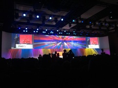 Samsung press conference CES 2015