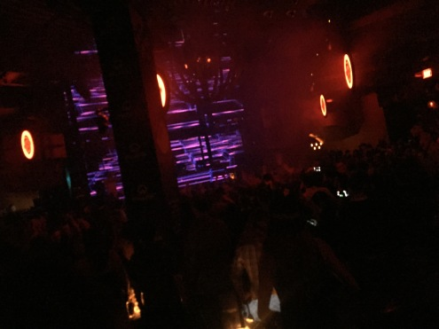 Marquee Nightclub is just amazing.