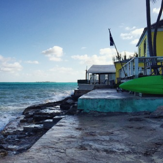Morning on Cable Beach, Nassau