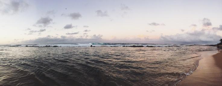 Pano at Condado beach