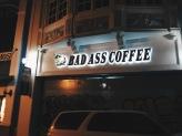 Bad Ass Coffee at San Juan
