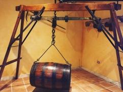 Barrel at Bacardi Factory
