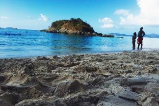 Trunk Bay Beach in St. John