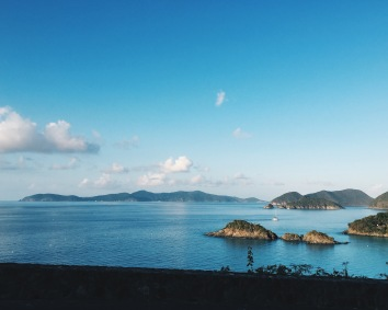 St. John scenery