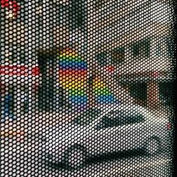 Rainbow Stairs Istanbul