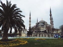 Blue Mosque Sultanahmet