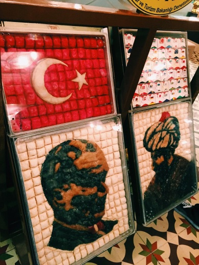 Baklava at Karaköy Güllüoğlu