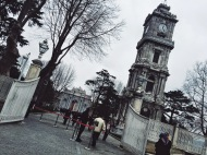 Gates of the Dolmabahçe Palace, Istanbul