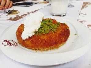 Dessert at Sutis