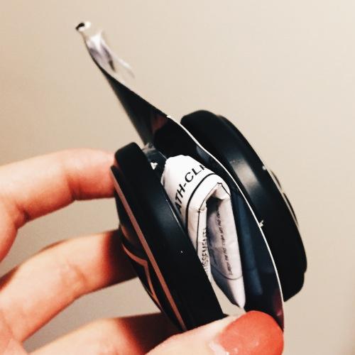 Audio-Technica earbuds unboxing