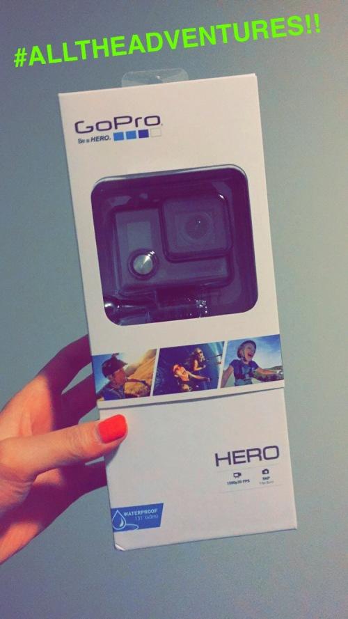 GoPro Hero box