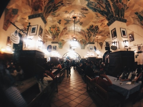 Bavarian Beer & Food Tour at Hofbräuhaus