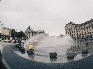 Karlsplatz Munich