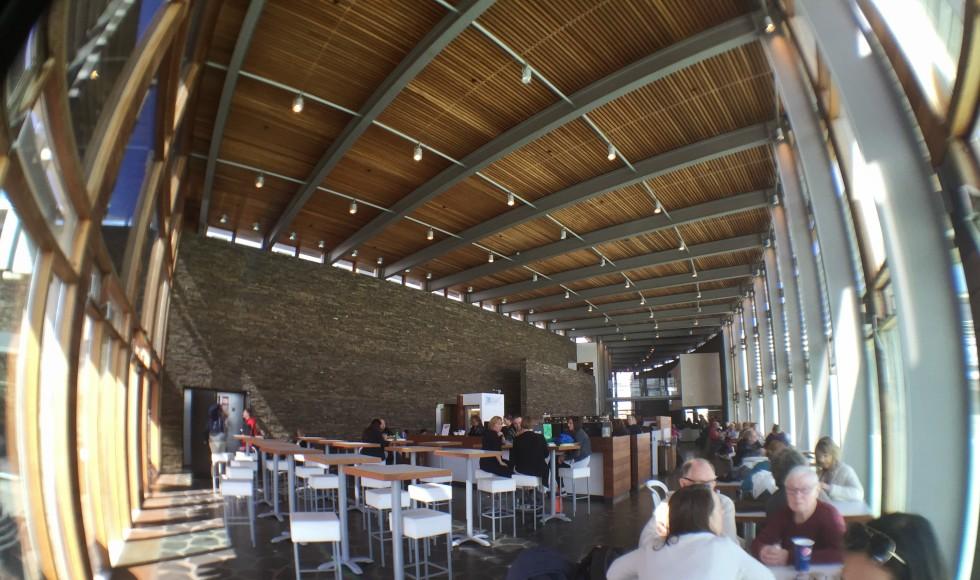 Blue Café at Blue Lagoon