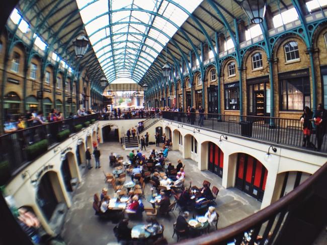 Jubilee Market in London