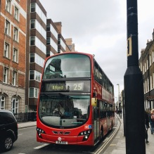 London red buses