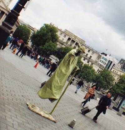 Levitator in London