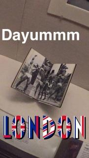 London Snapchat
