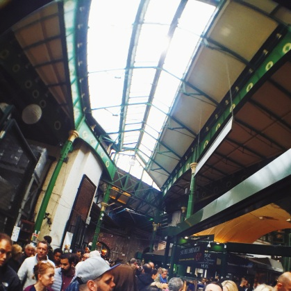 Borough Market madness