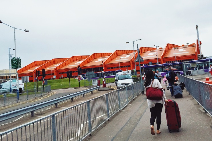easyJet at London Luton Airport