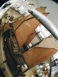 Ship at the Deutsches Museum