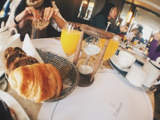 Alois Dallmayr's Good Morning Breakfast