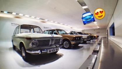 Snapchat at BMW Museum Munich