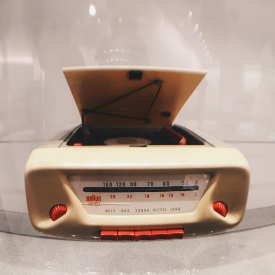 Jukebox at Pinakothek der Moderne Munich