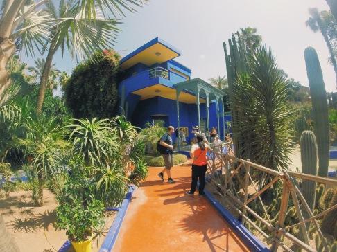 Berber Museum at Jardin Majorelle