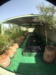 Le Jardin at Riad Laarouss Marrakech