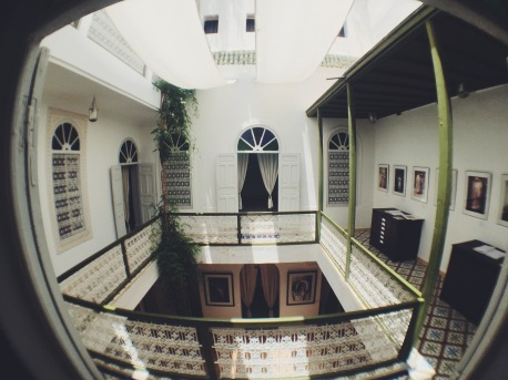 Maison de la Photographie is beautiful.