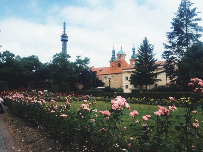 Petrin, Prague