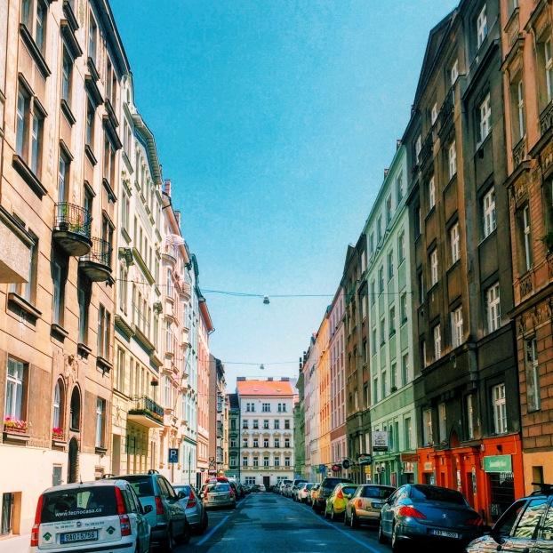 Final day exploring Prague