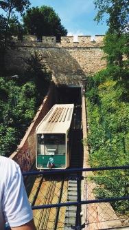 Petrin tram