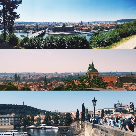 Views in Prague