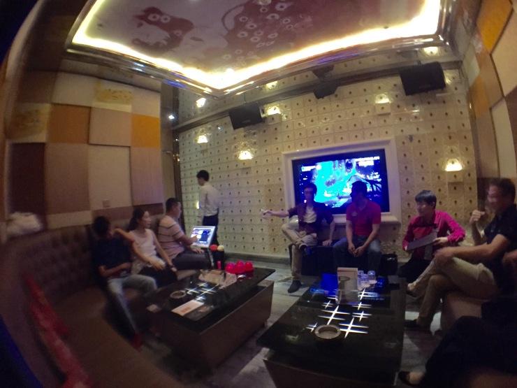KTV in Shenzhen