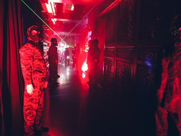 Halloween in Guangzhou