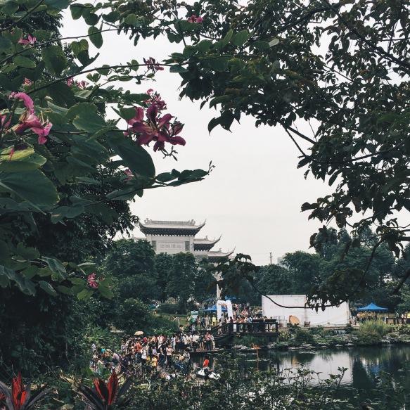 Haizhu Wetland Park