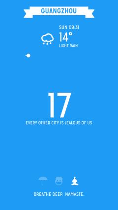 Airpocolypse app screenshot