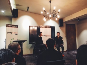 Startup Grind fireside chat with Xiaomi co-founder KK Wong