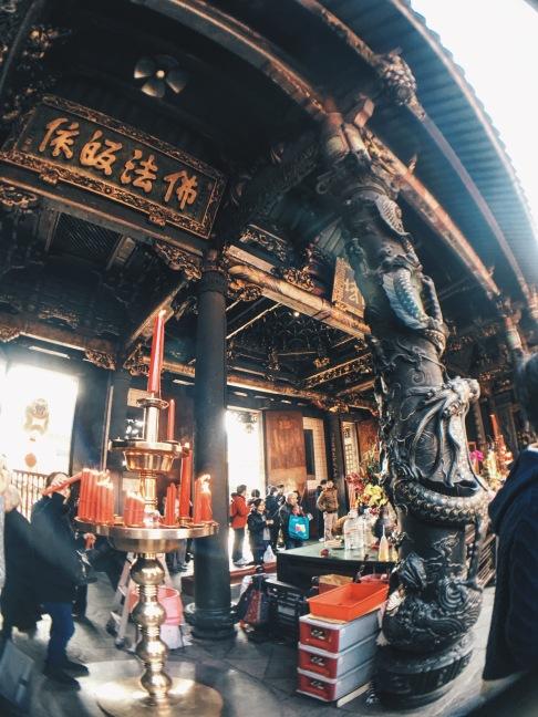 Longshan Temple, Taipei