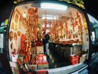 Taipei during Chinese New Year