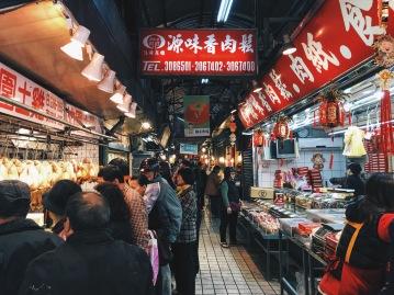 Taipei market