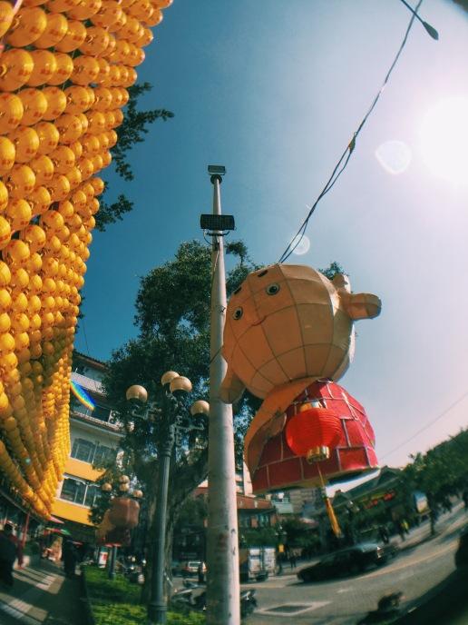 Chinese New Year in Taipei