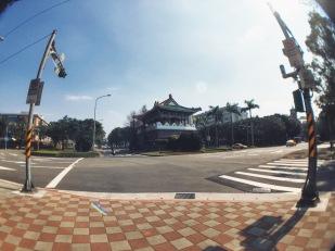 Taipei roundabout