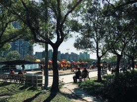 Daan Park Taipei