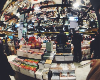 Eslite Bookstore Taipei