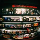 Music section of Eslite Bookstore Taipei